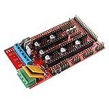 haljia 3D Drucker Controller Board für Ramps 1.4RepRap Mendel Prusa Arduino Boards