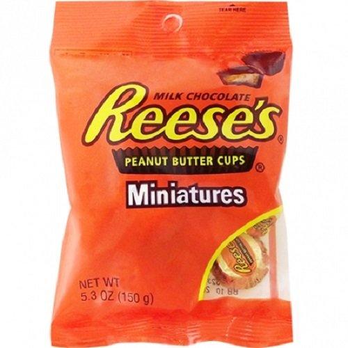 reeses-erdnussbutter-cups-miniatures-53-oz-2er-pack-2-x-150g-