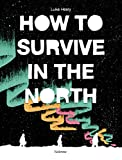 Front cover for the book How to Survive in the North by Luke Healy