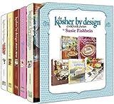 Kosher by Design Cookbook Series: Kosher by Design, Kosher by Design Entertains, Kosher by Design Short on Time, Kosher by Design Lightens Up, Kosher by Design Cooking Coach by Susie Fishbein (2009-11-26)