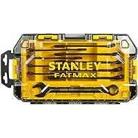 STANLEY - Juego de 10 piezas de llaves combinadas