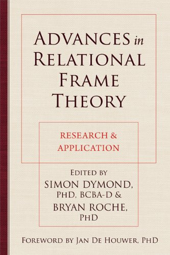 Advances in Relational Frame Theory: Research and Application