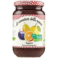 Le Conserve della Nonna Sapore Composta Mista di Frutta Fresca - 420 gr - [confezione da 4]