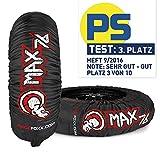 Reifenwärmer PRO 60/80° MAX 76, SUPERBIKE, RACEFOXX