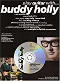 Play Guitar with Buddy Holly-Guitar Tab-Music book with Cd backing tracks by Baker, Stephen A. (1997) Sheet music