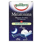 510qHHQYKmL. SL160  - Equilibra Integratore Alimentare di Melatonina - 75 Compresse