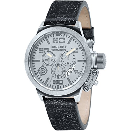 Ballast Men's BL-3101-0D TRAFALGAR Analog Display Swiss Made Watch