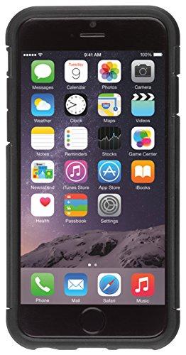 Pro-Tec Rugged Schutzhülle Clip-On Case Cover für iPhone 6/6S - Blau Schwarz