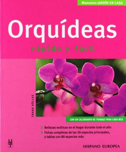 Orquídeas (Jardín en casa)