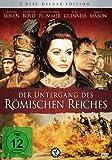 Der Untergang des Römischen Reiches (Deluxe Edition, 2 DVDs) - Samuel Bronston
