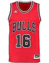 adidas Herren Trikot Int Swingman 16 Bulls