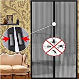 CLL/ Magie Moskitotür Maschenbild Magnet Anti Insekten fliegen Bug , Beige