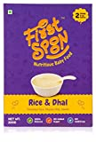 #10: First Spoon Nutritious Baby Food - Rice and Dhal (Purple)