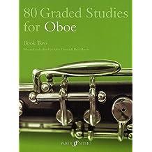 80 Graded Studies For Oboe Book 2 - Partituras