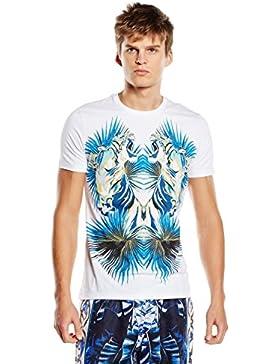 Roberto Cavalli, Camiseta Manga Corta Hombre