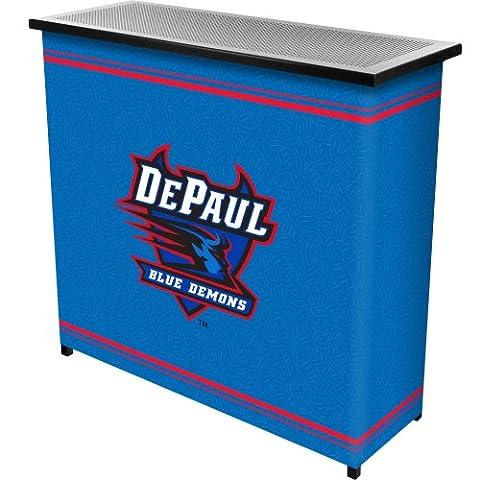 DePaul UniversityT 2 Shelf Portable Bar w/