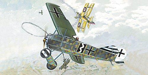 Roden 004 Modellbausatz Fokker E.V (D.VIII)