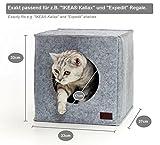 PiuPet Premium Katzenhöhle