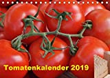 Tomatenkalender 2019 (Tischkalender 2019 DIN A5 quer): Die schönsten Bilder des roten Gemüses in einem Kalender (Monatskalender, 14 Seiten ) (CALVENDO Lifestyle)