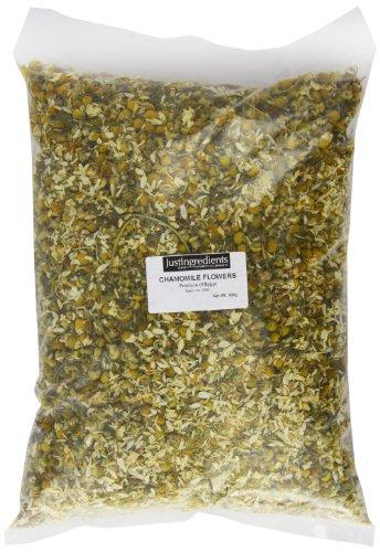 Justingredients fiori di camomilla - 500 gr
