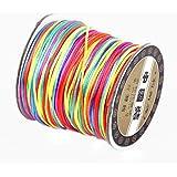 Y-BOA - Cordón de nailon trenzado de colores (70 m, 1,5 mm)
