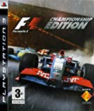 PS3 Formel 1 Championship Edition