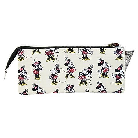 Disney Minnie Maus Schulset Federmappe Mädchen Schule Kinden