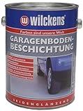 Garagenboden- Beschichtung (Silbergrau 2.5 Liter)