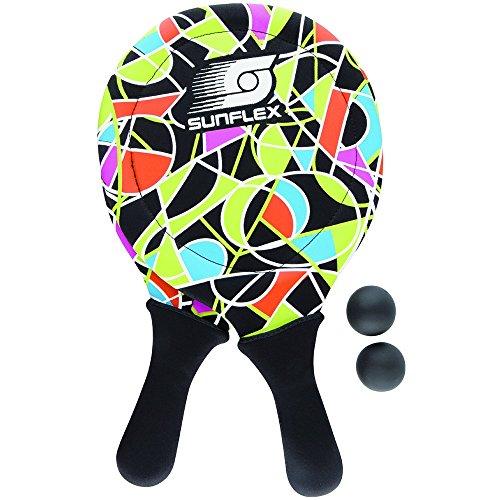 Sunflex Kinder Beachball Set, Mehrfarbig, One Size, 74700