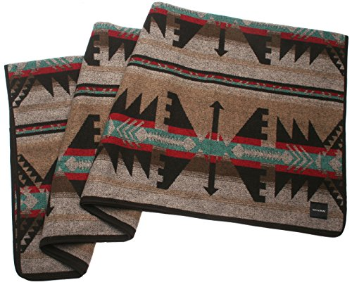 ruthboaz-outdoor-wool-blend-blanket-ethnic-inka-patterna-brown-61x50