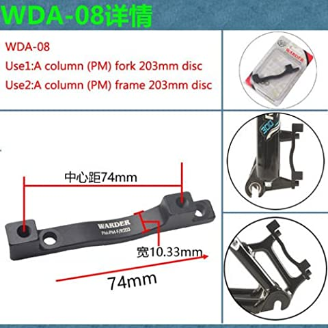 PM-PM-FR203 Bike Disc Brake Adapter Rear