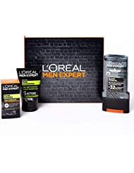 L'Oréal Men Expert - Coffret Saint Valentin Pur Charbon 3 produits