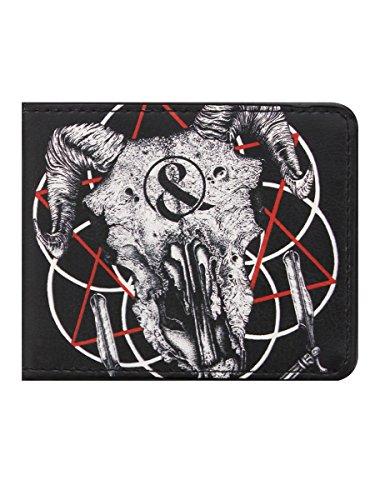 Of Mice & Men Portafoglio Ram nero