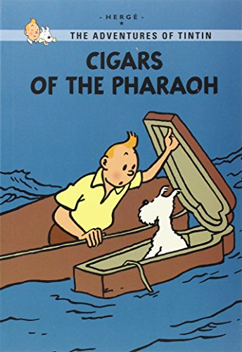 Tintin Young Readers Edition. Cigars of the Pharaoh (Adventures of Tintin) por Herge