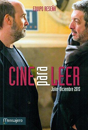 Cine para leer 2015 (julio-diciembre)