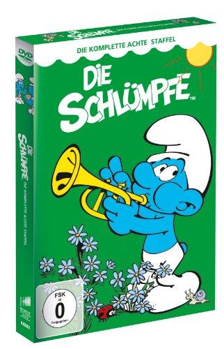 Die Schlümpfe - Die komplette Staffel 8 (5 DVDs)