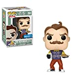 FunKo Hello Neighbor POP! Games Vinyl Figure Neighbor with Milk & Cookies 9 cm
