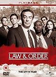 Law & Order - Season 6 - Complete [DVD]