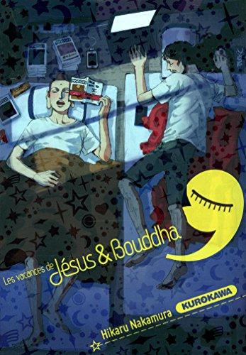 Vacances de Jésus et Bouddha (les) Vol.9 par NAKAMURA Hikaru