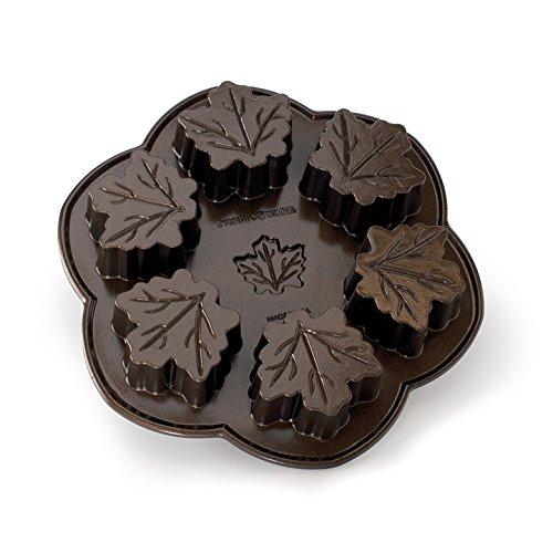 Nordic Ware Back–y postre form hojas de arce