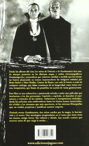 DRACULA VERSUS FRANKENSTEIN (Cine Jaguar)