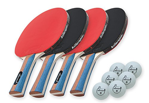 Killerspin JET SET 4 Ping Pong B...