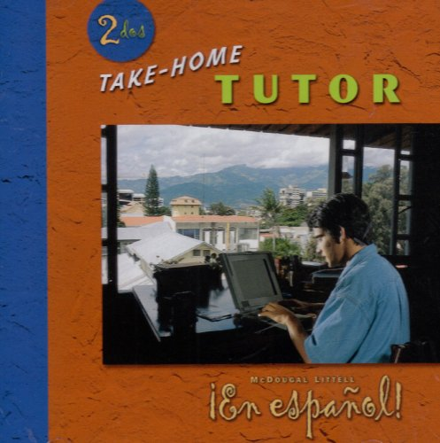 En Espanol 2: Take Home Tutor