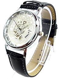 3264a6a5444fdf Uhr 4542 Business Watch Designer Armband Uhren Visee (silber)