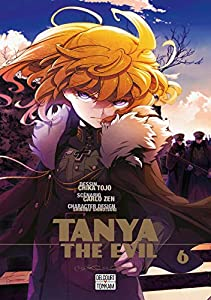Tanya The Evil Edition simple Tome 6
