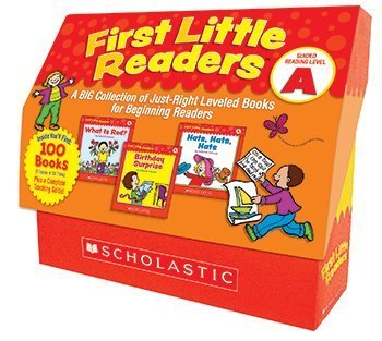 first-little-readers-set-guided-reading-level-a-by-scholastic-teaching-resources