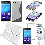 ebestStar - Coque Sony Xperia M5, M5 Dual - Housse Etui Coque Silicone Gel...