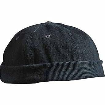 MYRTLE BEACH - bob marin coton brossé lourd - MB022 - coloris noir