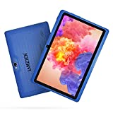 Tablet da 7 Pollici,LAMZIEN Tablet per Bambini Quad Core 1GB+16GB DDR3 ROM HD Display Android OS Dual-Camera Wi-Fi Bluetooth Google Play,BLU