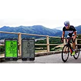 Best Bike Speedometers - Multi Function Large LCD Touch Screen Waterproof Speedometer Review
